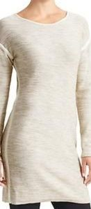 Athleta Retreat Sweater Dress in Oatmeal
